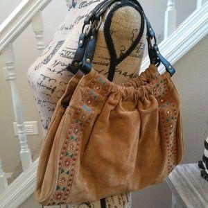 Wilson's Leather Hobo Bag